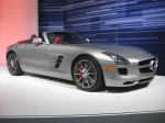 There is no bad angle for the 2012 Mercedes-Benz SLS AMG Roadster
