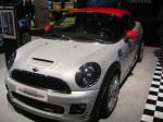 2012 MINI Cooper JCW Coupe front