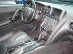 2012 Nissan GT-R interior