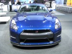 2012 Nissan GT-R front