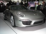 2012 Porsche 911 Carrera Front