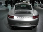 2012 Porsche 911 Carrera rear (not the S)