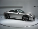 2012 Porsche 911 Carrera S side