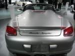 2012 Porsche Boxster Spyder rear.