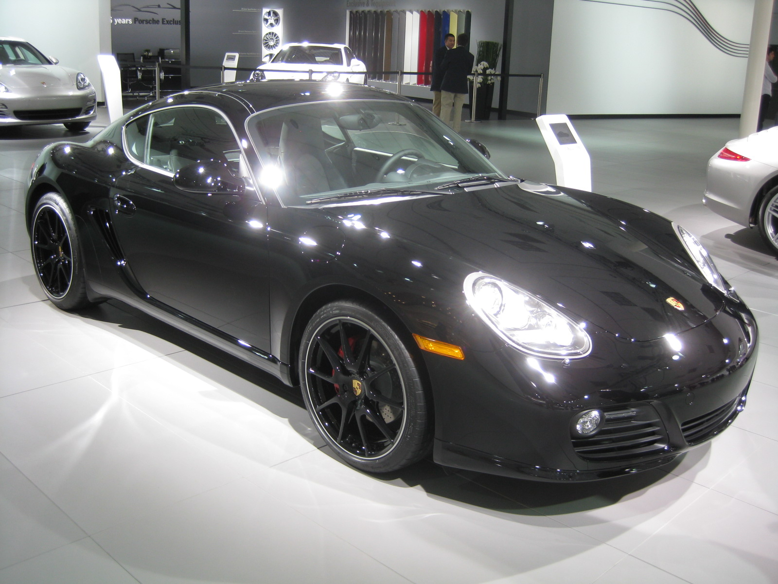 Black Porsche Car 2012 2012 Porsche Cayman s Black