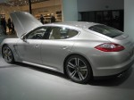 2012 Porsche Panamera Turbo S side