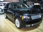 When money is no object, this $168,165 2012 Range Rover Autobiography Supercharged is for you. The Chromaflair micha pearlescent iridescent paint is a $41,500 option. The Autobiography package alone is $30,995.