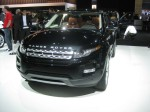 The standard 2012 Evoque has 4 practical doors, but still retains the slick styling of the Coupe.