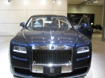 The 2012 Rolls Royce Ghost offers entry-level Rolls Royce luxury for only around $250,000 (much more with customization).