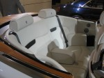 The rich teak deck and butter-soft cow hides combined with hand-crafted interiors are hallmarks of the Rolls Royce brand.  This 2012 Phantom Drophead Coupe is the ultimate luxury convertible
