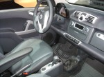 2012 Smart ForTwo Cabriolet Interior. There aren't many changes for Smart in 2012.