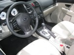 The 2012 Subaru Impreza has a much improved interior. The bar was pretty low to begin with.