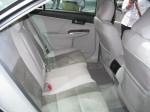 2012 Toyota Camry Hybrid rear seats