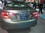 2012 Toyota Camry Hybrid SEL rear