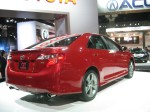 2012 Toyota Camry side