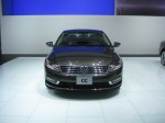 "The new corporate grille on the 2012 VW CC takes away some of the CC's ""special-ness."""