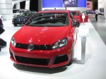 2012 VW Golf R packs a powerful turbo engine and 4Motion all-wheel drive.