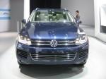 2012 VW Touareg Hybrid