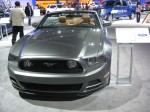 2013 Ford Mustang GT Convertible - front.