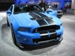 2013 Ford Shelby  GT500 will have 650 HP -- just in case you want to go fast.