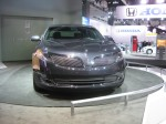 This is the reskinned 2013 Lincoln MKS. I like the nose better, but I still think it's not a befitting flagship for Lincoln.