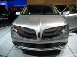 The 2013 Lincoln MKT has the new corporate grille. It's better... but not great.