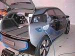BMW i3 Concept charging