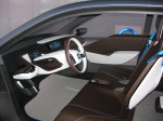 BMW i3 Concept interior driver's side