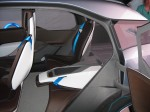 BMW i3 Concept - rear seats and cargo