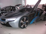 BMW i8 Concept Front Left Side