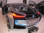 BMW i8 Concept - rear