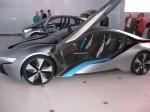 BMW i8 Concept - Side