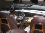 Another shot of the Cadillac Ciel Concept's interior.