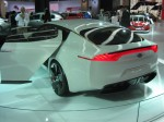 The rear of the Kia GT Concept