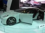 Kia GT Concept side