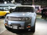 Land Rover DC100 Concept hardtop