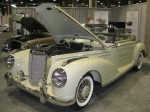 Mechatronik vintage Mercedes update and restoration specialists. This pre-War car is fantastic.