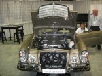 Mechatronik vintage Mercedes update and restoration specialists. No prices on these cars. Every one is a custom order.