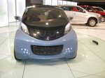The Mitsubishi iMiEV Sport Air Concept makes its first appearance in LA after its initial debut at the 2009 Geneva Auto Show.