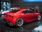 The Scion FR-S Concept makes its Los Angeles debut. We've seen it before, but in person it's quite striking.