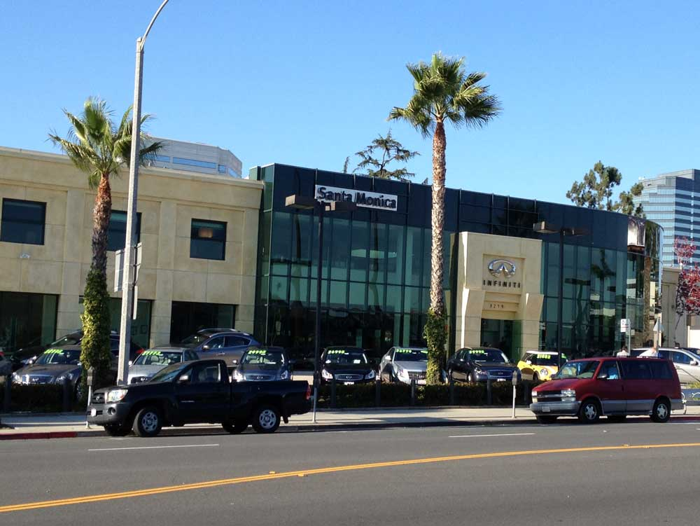 santa monica chevrolet buick the smallest chevy dealer in the us. Cars Review. Best American Auto & Cars Review