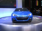 Subaru finally unveiled its upcoming rear drive BRZ in Concept form. I hope the production version stays true to the concept, but Subaru doesn't have a good record doing that.