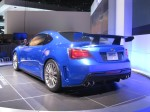 BRZ stands for Boxer engine, Rear-drive, Zenith. As stupid as that is, Subaru is sticking with it as the name of the new car.