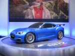 The Subaru BRZ Concept is the best-looking Subaru in memory.