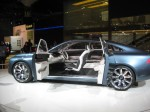 The Volvo Concept You was first shown in September at the Frankfurt Auto Show.