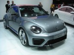 The best concept car that could easily be produced: the Volkswagen Beetle R Concept.