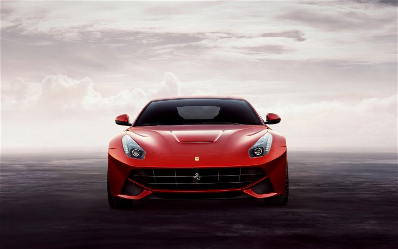 The 2013 Ferrari F12 Berlinetta Todd Biancos