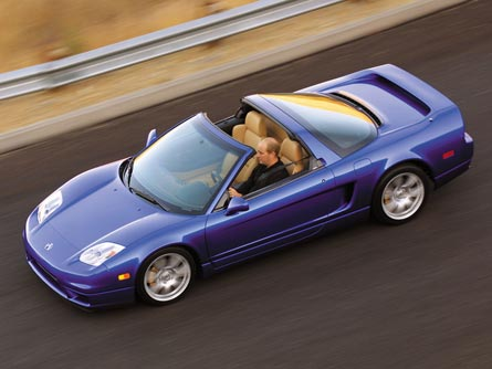 1991 Acura  on News And Pictures About 2005 Acura Nsx