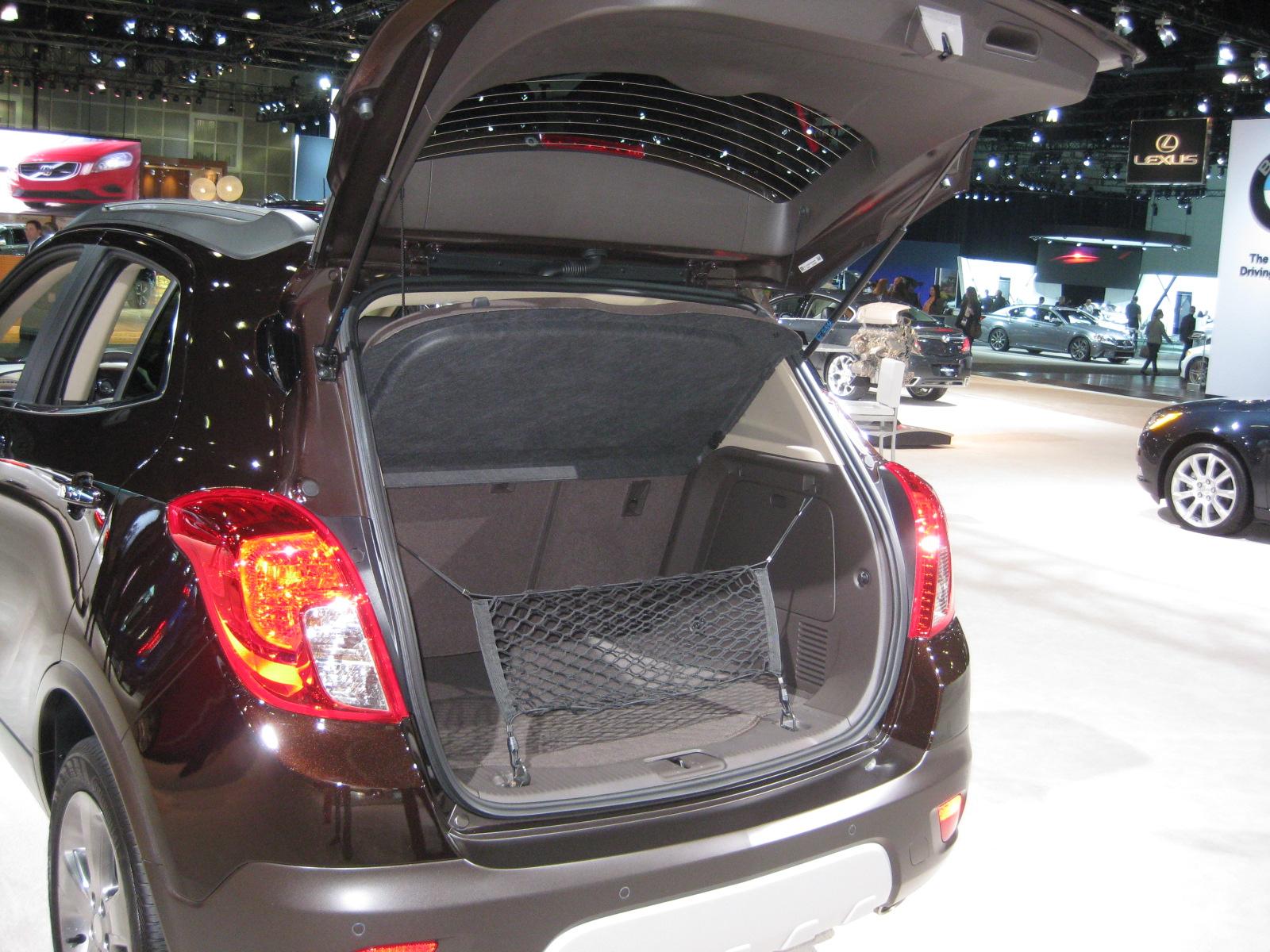 Buick 2013 encore cargo todd bianco s acarisnotarefrigerator com