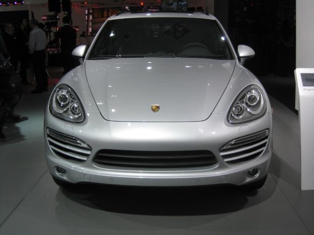 2013 Cayenne Diesel